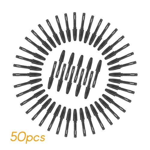 50pcs/Pack Replacement Nibs Pen Tips