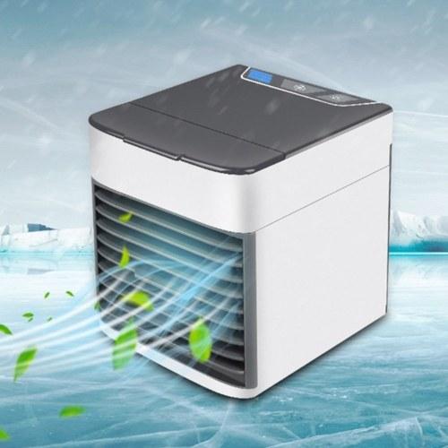 小型空調ユニット用ファンポータブルUSB充電低声家庭用エアクーラー