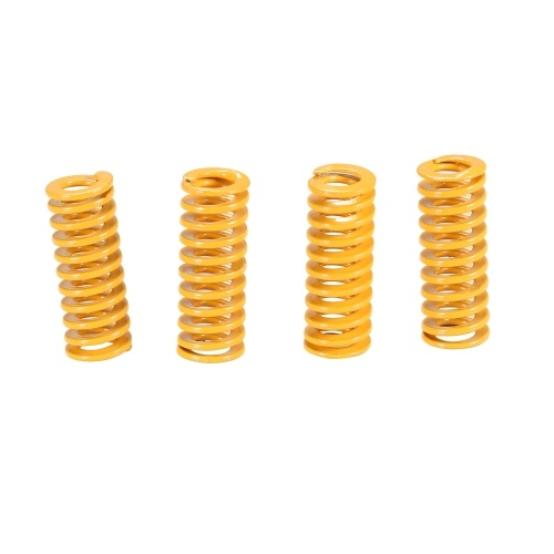 Aibecy 4pcs Upgrade Heated Bed Die Spring Compression Spring