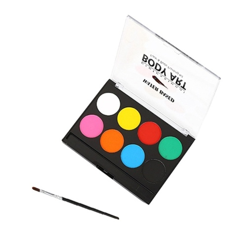 8 Farben Face Body Painting Kit