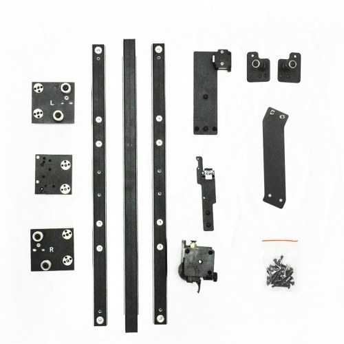 TRONXY 3D Printer Upgrade Kits X5SA to X5SA PRO XY Axis Guide Rail Accessory Titan Extruder for Flexible Filament
