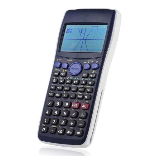 Calculador gráfico Calculador de equação de seqüência de vetores da Matriz de imagem do suporte de contador para o teste SAT / AP Material de escritório do estudante