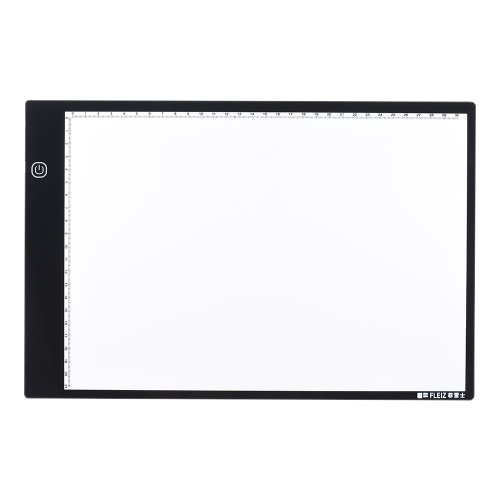 Portable A4 LED Light Box Tracer Copy Board com função de memória Stepless Brightness Control