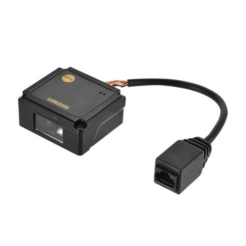 Módulo de leitor de scanner de código de barras 2D embutido 1D CCD Módulo do scanner de código de barra Módulo do motor com interface USB2.0