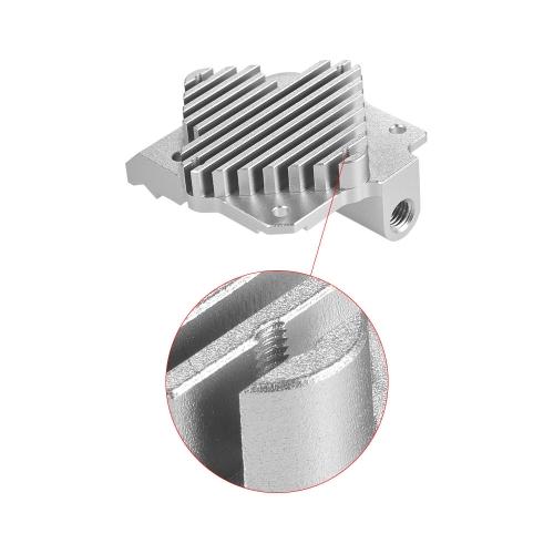 3D printer Parts V6 Hotend Heatsink Heat Sink for Titan Aero Extruder 1.75mm