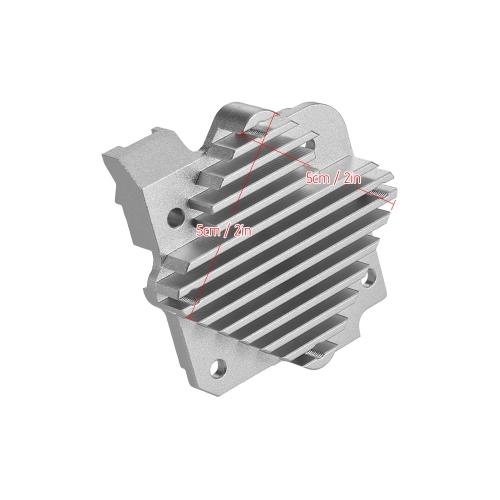 Dissipador de calor do dissipador de calor de Hotend das peças de impressora 3D V6 para a extrusora Aero 1.75mm de Titan