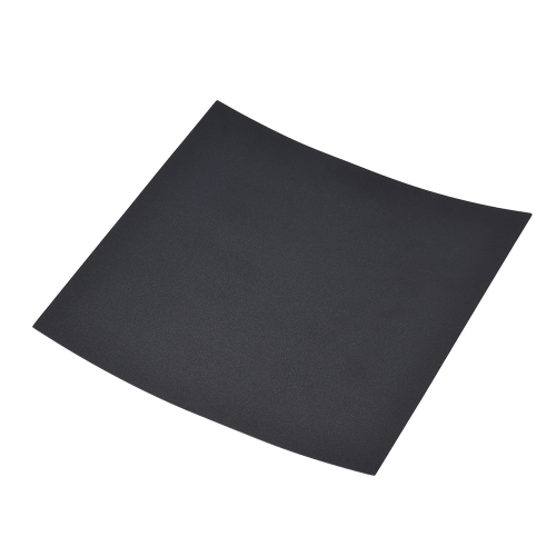 1pc Adhesive Heat Bed Tape Sticker Build Surface Cover Square Sheet Black 3D Printer Parts