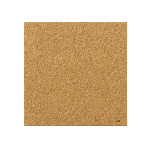 Kinnet 35 * 35cm / 13.8 * 13.8inch Cork Board Плитка Квадратный мини-стенной доски объявлений