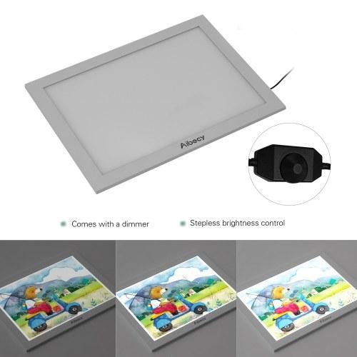 "Huion A3 Tracing Light Box 19/"" x 14/"" Adjustable Lightness LED Pad with Pad Pu..."