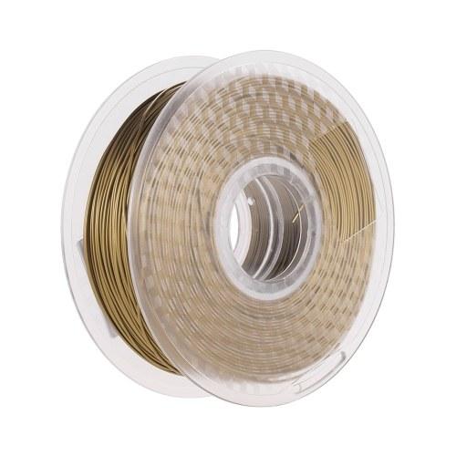 Металлическая бронзовая нить PLA 1.75 мм 3D-принтер заполнить нить