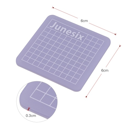 Junesix Translucent Self-Healing Cutting Mat