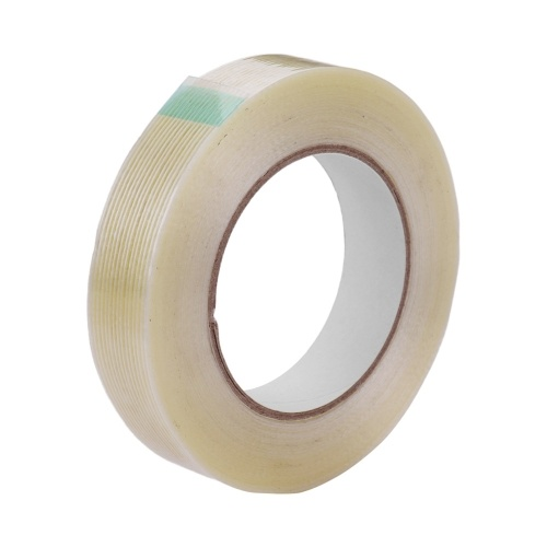 Fiber Tape Filament Strapping Tape Reinforced Fiberglass Strong Adhesive Transparent