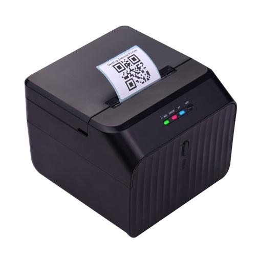 Stampante di codici a barre cablata per stampante termica per etichette da 58 mm Aibecy