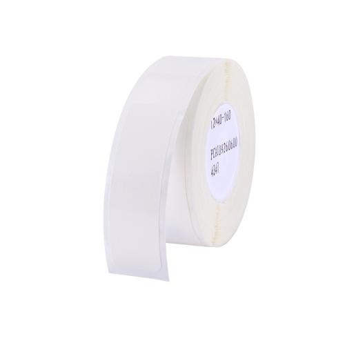 Carta per etichette per stampa termica Codice a barre Prezzo Dimensione Nome Etichette vuote
