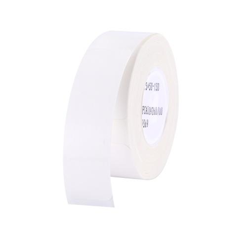 Papel de etiqueta para impressão térmica Código de barras Preço Tamanho Nome Etiquetas em branco Resistente a rasgos à prova d'água 15 * 50mm 130 unidades / rolo