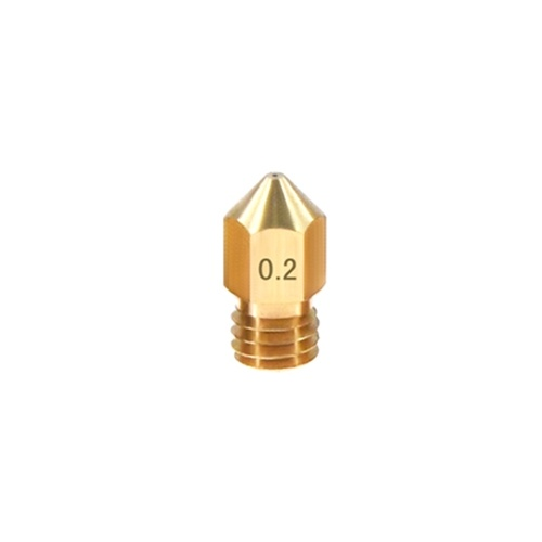 1pc 3D Printer Extruder Brass Nozzle