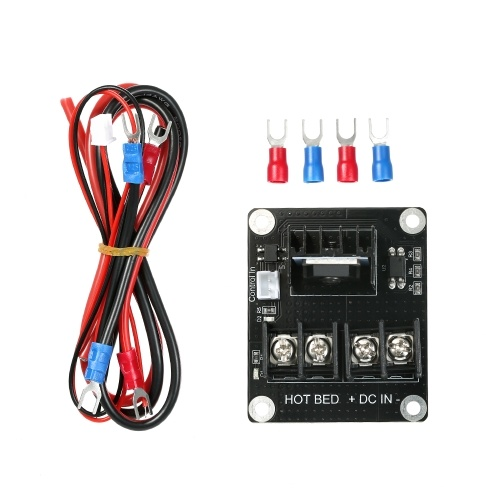 3D Printer Hotbed Heating Controller