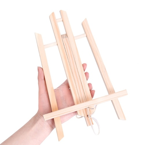 Mini Portable Wooden Art Easel Stand