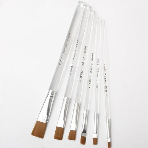 6pcs/set Paint Brushes Set