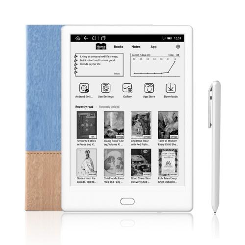 Likebook Muses 7.8 Inch ebook Reader HD eRreader 300PPI