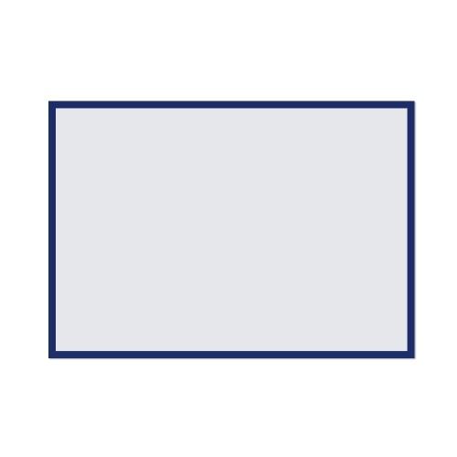 Custodia protettiva per archiviazione file in gomma rigida A4 Custodia protettiva per file magnetica