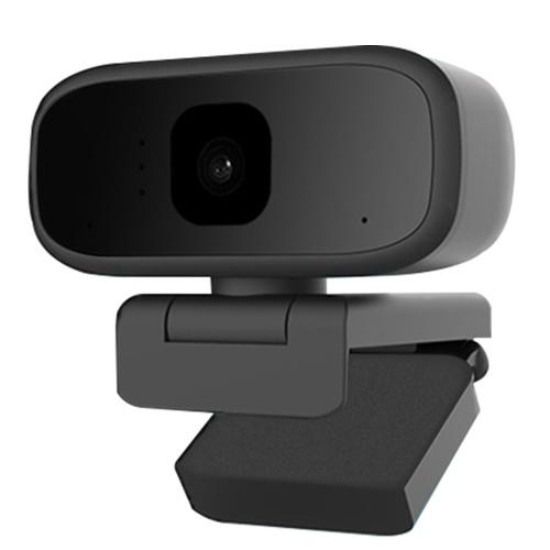 Fotocamera per computer HD 720P Streaming Webcam 1.0 Megapixel Visione ampia a 75 ° Messa a fuoco fissa
