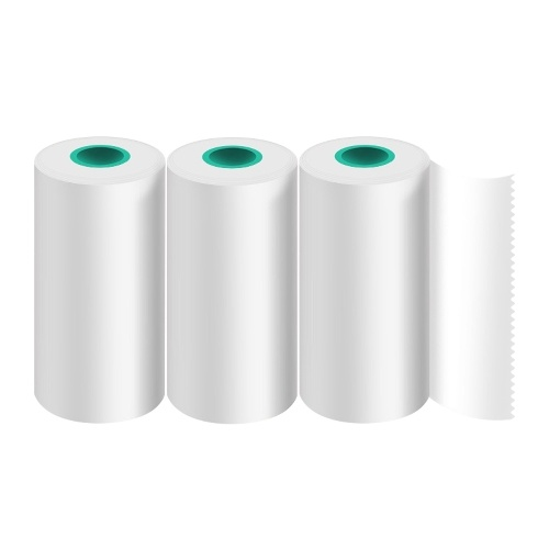 3 rotoli di carta per registratore di cassa