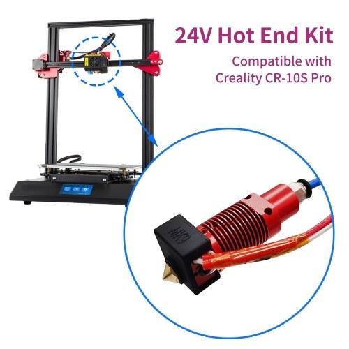 Aibecy 24V Assembled Extruder Hot End Kit