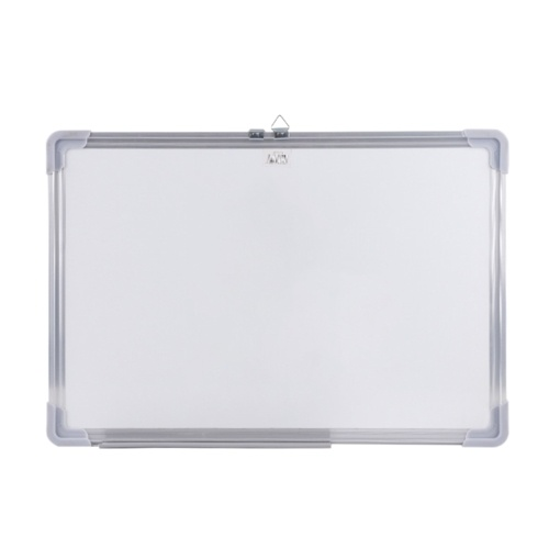 Magnetics Dry Eraser Whiteboard with Pen Tray Reversible Hang-ing White Board for Home Office School (7.9×11.8in)