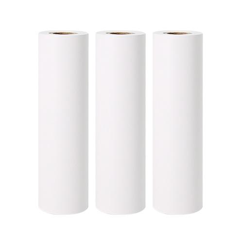 Rotolo di carta termica non adesiva bianca Poooli 110 * 30mm