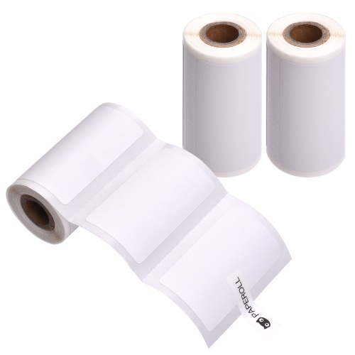 PAPERANG 3 Rolls Direct Thermal Labels