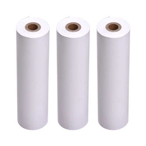 PAPERANG 3 Rolls 111x30mm Thermal Paper Roll Receipt Paper