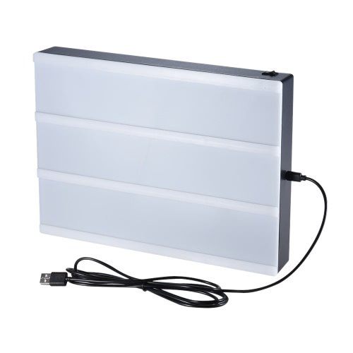 Bacheca della casella luminosa per cinema LED formato A4 a LED