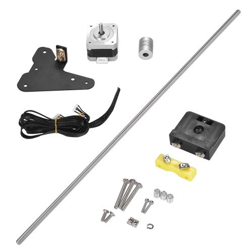 Acessórios de Impressora 3D Critical Dual Z Axis Rod Step Motor Upgrade Peças de reposição para CR-10 CR-10S