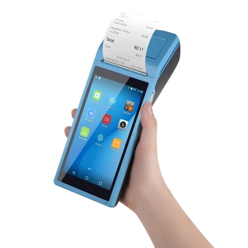 All-in-One-Handheld-PDA-Drucker Smart POS-Terminal