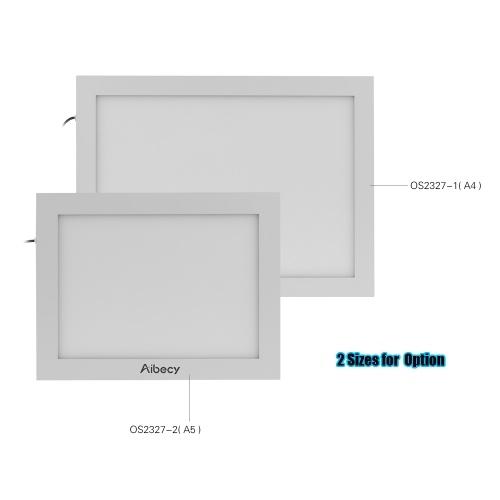 Aibecy A5 Ultra Bright LED Light Box Tracing Pad