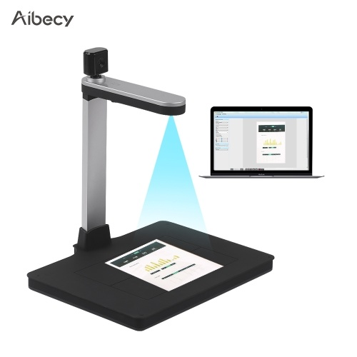 Aibecy BK53 HD Document Camera Scanner