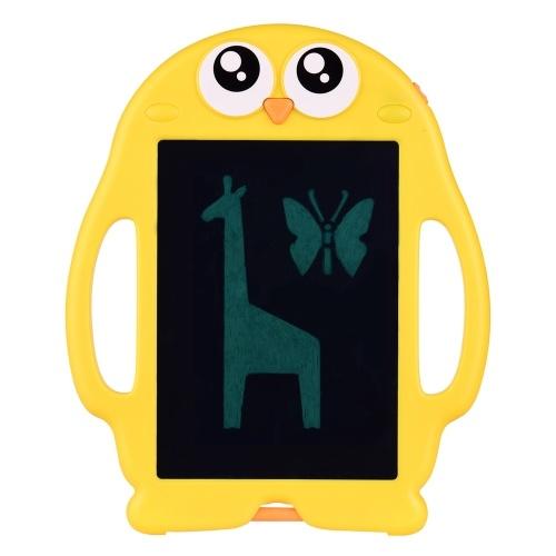 """Aibecy 8,5 """"Cartoon LCD Writing Tablet Placa eletrônica de escrita à mão com 6 unidades de cópia de papel e botão de bloqueio com um clique"""