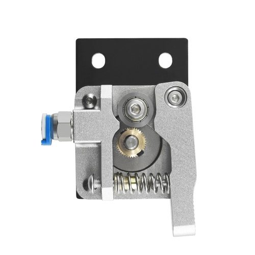 Aibecy Upgraded CR-10 All Metal Extruder Aluminum MK8 Extruder Block Right Hand for 1.75mm Filament Ender-3/Ender-3 PRO/CR-10/CR-10S PRO/Bluer 3D Printer