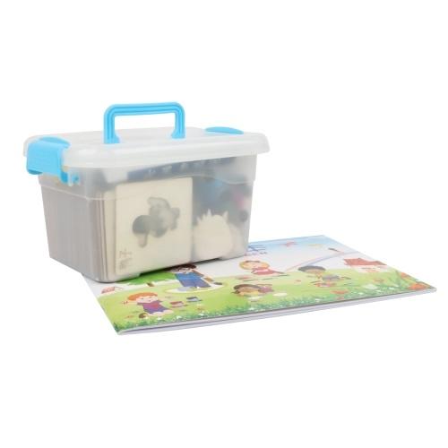 Наборы для рисования по трафарету Набор для рисования и рукоделия с цветными ручками Рисование полой модели 32 штуки Развивающая игрушка для детей в возрасте 3-6 лет