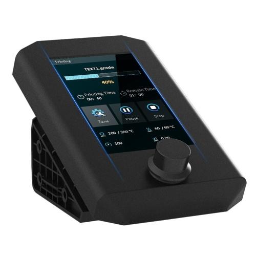Creality Ender-3 V2 Screen Kit 4,3-дюймовый цветной экран HD с удобным пользовательским интерфейсом для 3D-принтера Creality Ender-3 V2