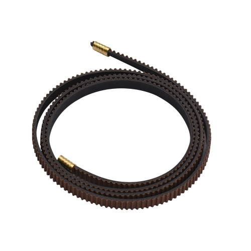 Aibecy Synchronous Belt Timing Belt GT2 Toothed Belt 3D Printer Accessory Ender-3 GT2-6mm X Axis and