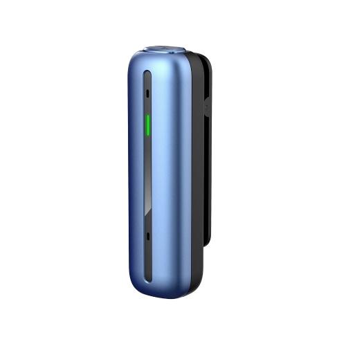 Mini grabadora de audio digital de 16 GB con transcripción AI