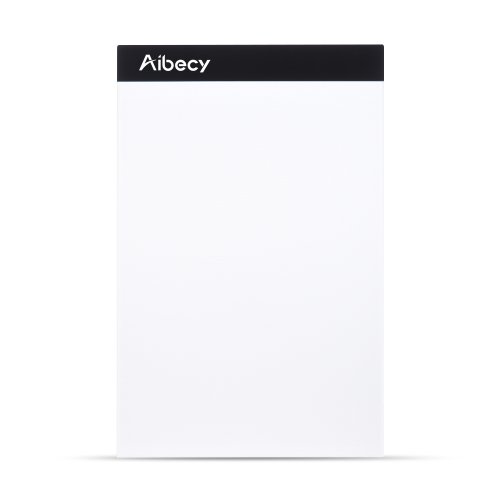 Aibecy Portable A4 LED Light Box Tracing Copy Board dla artysty animacji Sketching Architecture Kaligrafia Stenciling Diamond Painting
