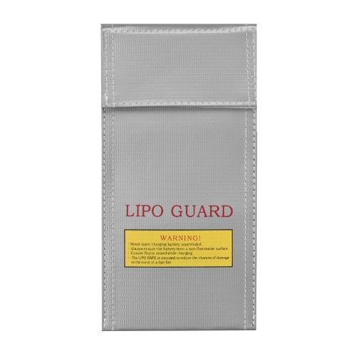 Lipo Safe Bag Feuerfest Explosionsgeschützter Batterieschutzbeutel Beutel für Ladung und Lagerung Hochtemperaturbeständig