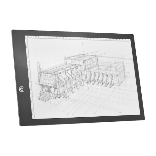 А4 Светодиодный световой короб Tracer Чертежная доска фото