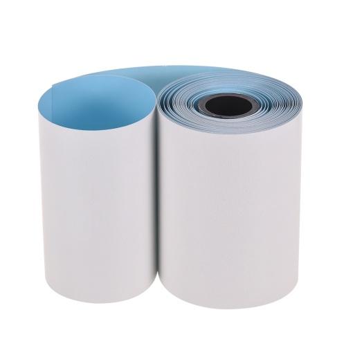 Papel adhesivo a color para imprimir