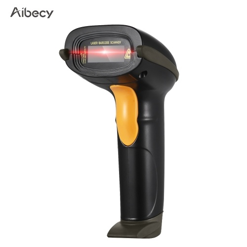 Aibecy Automatic USB Barcode Scanner