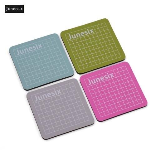 Junesix 6 * 6cm Mini selbstheilende Schneidematte