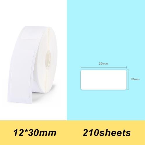 Label Maker Machine Portable Thermal Label Printer Handheld Name 3 Rolls Thermal Paper